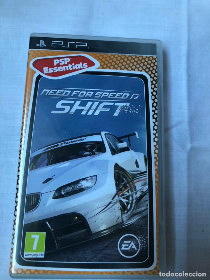 Videojuegos y Consolas: juego psp need for speed shift - Foto 1 - 146317672