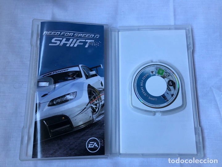 Videojuegos y Consolas: juego psp need for speed shift - Foto 3 - 146317672