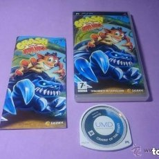 Videojuegos y Consolas: JUEGO PSP CRASH LUCHA DE TITANES. Lote 146964162