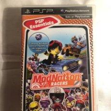 Videojuegos y Consolas: JUEGO PSP MID NATION RACERS. Lote 147641401