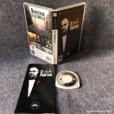 Videojuegos y Consolas: EL PADRINO SONY PSP. Lote 147800873