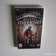 Videojuegos y Consolas: DANTE'S INFERNO PSP. Lote 148152258