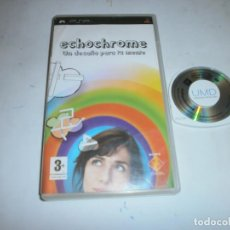 Videojuegos y Consolas: ECHOCHROME PLAYSTATION PSP PAL . Lote 148765638