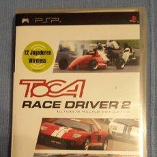 Videojuegos y Consolas: JUEGO PSP TOCA RACE DRIVE 2 DODEMASTER. Lote 149480070