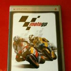 Videojuegos y Consolas: MOTOGP - JUEGO PLAYSTATION PSP (PAL) (BUEN ESTADO) MOTO GP JUEGO SIMULACION CARRERAS. Lote 149725978