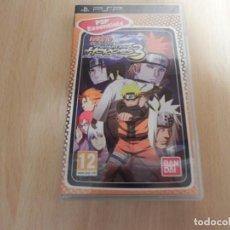 Videojuegos y Consolas: NARUTO, ULTIMATE NINJA - HEROES 3 - PSP . Lote 150012454