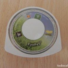 Videojuegos y Consolas: VIDEOJUEGO EYEPET - SIN CAJA . Lote 150012570