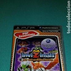 Videojuegos y Consolas: JUEGO PSP INVIZIMALS LA OTRA DIMENSION. Lote 150316569