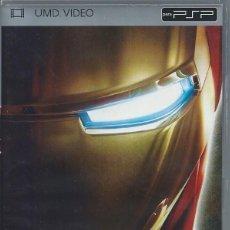Videojuegos y Consolas: IRON MAN SONY PSP PELICULA UMD VIDEO (COMPRA MINIMA 15 EUROS). Lote 150947518