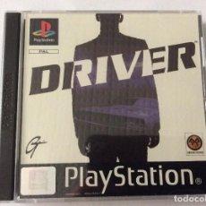 Videojuegos y Consolas: PLAYSTATION JUEGO DRIVER. Lote 151076750