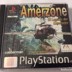 Videojuegos y Consolas: PLAYSTATION JUEGO AMERZONE . Lote 151077082