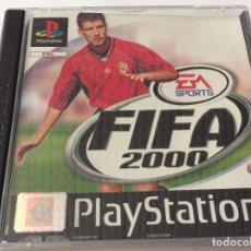 Videojuegos y Consolas: PLAYSTATION JUEGO FIFA 2000. Lote 151079150