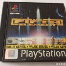 Videojuegos y Consolas: PLAYSTATION THE FIFTH ELEMENT . Lote 151079682