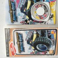 Videojuegos y Consolas: MOTORSTORM ARTIC EDGE MOTOR STORM ESSENTIALS PSP SONY PLAYSTATION PORTABLE PLAY STATION KREATEN. Lote 151627362