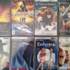 Videojuegos y Consolas: LOTE PSP 9. Lote 151705594