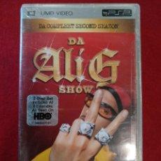 Videojuegos y Consolas: ALÍ G, UMD VIDEO PARA PSP. 2 DISCOS. SIN ABRIR. Lote 153180377