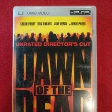 Videojuegos y Consolas: DAWN OF THE DEAD, UMD VIDEO PARA PSP.. Lote 153182336