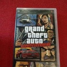 Videojuegos y Consolas: GRAND THEFT AUTO PARA PSP + POSTER. Lote 153185422