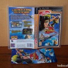 Videojuegos y Consolas: JAK AND DAXTER - LA FRONTERA PERDIDA - JUEGO PSP CON MANUAL DE INSTRUCCIONES. Lote 155291718