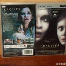 Videojuegos y Consolas: FRAGILES - DIRIGIDA POR JAUME BALAGUERO - UMD VIDEP CONSOLA PSP. Lote 204719881