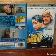 Videojuegos y Consolas: LE LLAMAN BODHI - PATRICH SWAYCE - KEANU REEVES - UMD VIDEO CONSOLA PSP NUEVA PRECINTADA. Lote 254786765