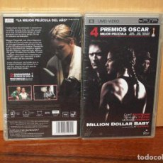 Videojuegos y Consolas: MILLION DOLLAR BABY - CLINT EASTWOOD - HILARY SWANK - UMD VIDEO CONSOLA PSP NUEVA PREC. Lote 204719892