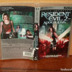 Videojuegos y Consolas: RESIDENT EVIL 2 - APOCALIPSIS - MILLA JOVOVICH - UMD VIDEO CONSOLA PSP. Lote 155447206