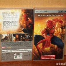 Videojuegos y Consolas: SPIDER-MAN 2 - KIRSTEN DUNST - DIRIGIDA POR SAM RAIMI - UMD VIDEO CONSOLA PSP. Lote 155447858