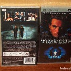 Videojuegos y Consolas: TIMECOP - (POLICIA EN EL TIEMPO) - JEAN CLAUDE VAN DAMME - UMD VIDEO PSP PRECINTADA NUEVA . Lote 155448594