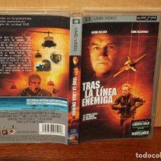 Videojuegos y Consolas: TRAS LA LINEA ENEMIGA - OWEN WILSON - GENE HACKMAN - UMD VIDEO CONSOLA PSP. Lote 155448754