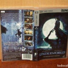 Videojuegos y Consolas: UNDERWORLD - KATE BECKINSALE - SCOTT SPEEDMAN - UMD VIDEO CONSOLA PSP. Lote 155448926