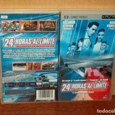 Videojuegos y Consolas: 24 HORAS AL LIMITE - SAGAMORE STEVENIN - DIANE KRUGER - UMD VIDEO CONSOLA PSP. Lote 155449066