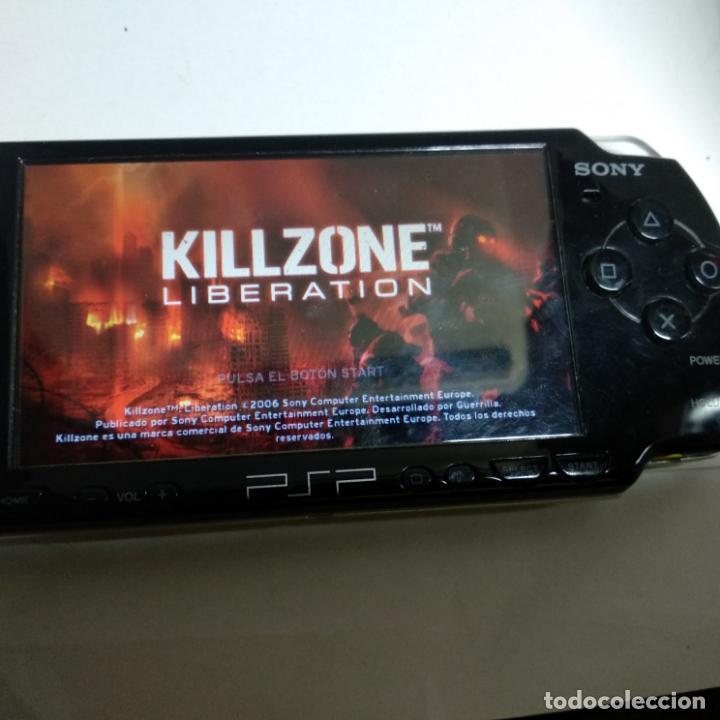 Videojuegos y Consolas: Consola Sony PSP - Foto 7 - 155479862