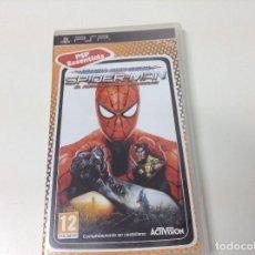 Videojuegos y Consolas: SPIDER-MAN EL REINO DE LAS SOMBRAS. Lote 156524218