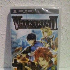 Videojuegos y Consolas: VALKYRIA CHRONICLES 2 PSP PRECINTADO DE FABRICA. Lote 158300182