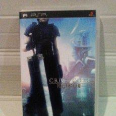 Videojuegos y Consolas: CRISIS CORE FINAL FANTASY 7 PSP. Lote 158441658