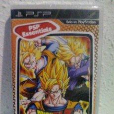 Videojuegos y Consolas: DRAGON BALL Z SHIN BUDOKAI 2 PSP PRECINTADO. Lote 158442774