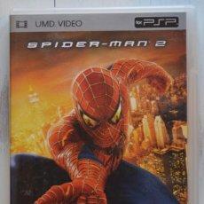 Videojuegos y Consolas: SPIDER-MAN 2, UMD VIDEO PARA PSP. MARVEL. COLUMBIA PICTURES. Lote 159232794