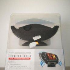 Videojuegos y Consolas: SOPORTE CARGADOR CON ALTAVOCES PSP . Lote 159517826