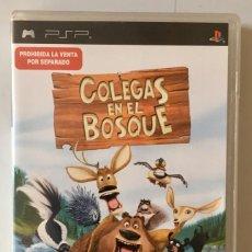 Videojuegos y Consolas: JUEGO PSP COLEGAS EN EL BOSQUE.. Lote 159673118