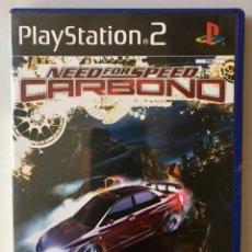 Videojuegos y Consolas: JUEGO PLAYSTATION 2. NEED FOR SPEED. CARBONO. Lote 159673474