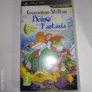 Videojuegos y Consolas: JUEGO PSP GERONIMO STILTON EN EL REINO DE LA FANTASÍA. Lote 160515866
