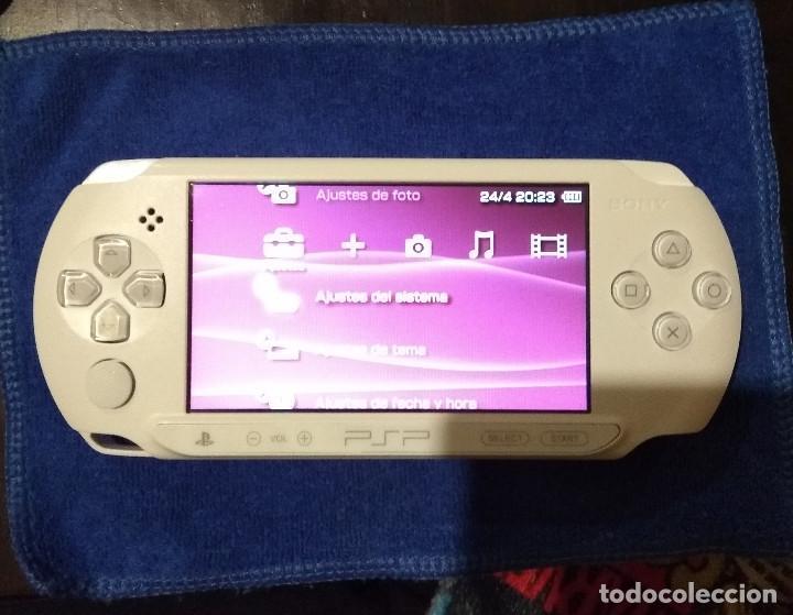 CONSOLA PSP STREET E1004 (Juguetes - Videojuegos y Consolas - Sony - Psp)