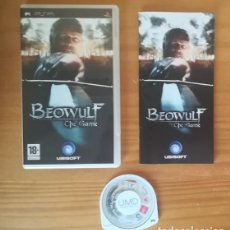 Videojuegos y Consolas: BEOWULF THE GAME. JUEGO PSP SONY PLAYSTATION PORTABLE UBISOFT. Lote 161533450