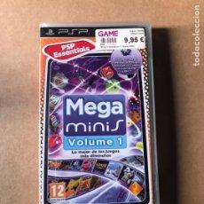 Videojuegos y Consolas: MEGA MINIS - VOLUME 1. Lote 164478136