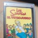 Videojuegos y Consolas: JUEGO PSP LOS SIMPSON. EL VIDEOJUEGO. Lote 165609290