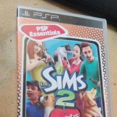 Videojuegos y Consolas: PSP LOS SIMS 2. Lote 165609822