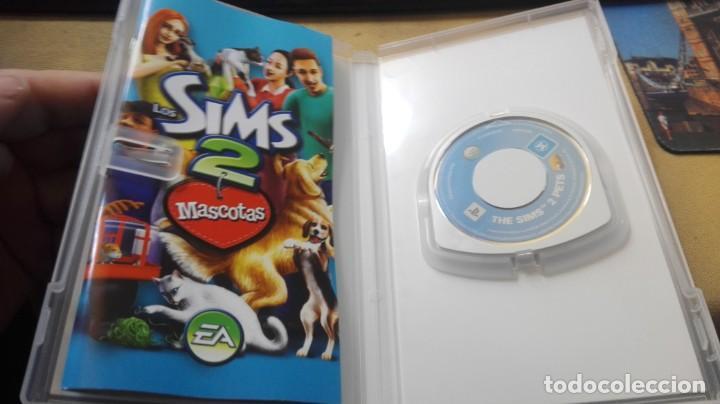 Videojuegos y Consolas: psp los sims 2 - Foto 2 - 165609822