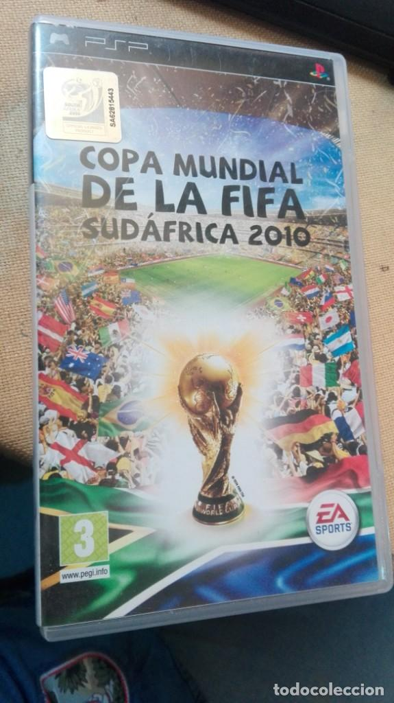 COPA MUNDIAL DE LA FIFA SUDAFRICA 2010. PSP (Juguetes - Videojuegos y Consolas - Sony - Psp)