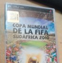 Videojuegos y Consolas: COPA MUNDIAL DE LA FIFA SUDAFRICA 2010. PSP. Lote 165610162